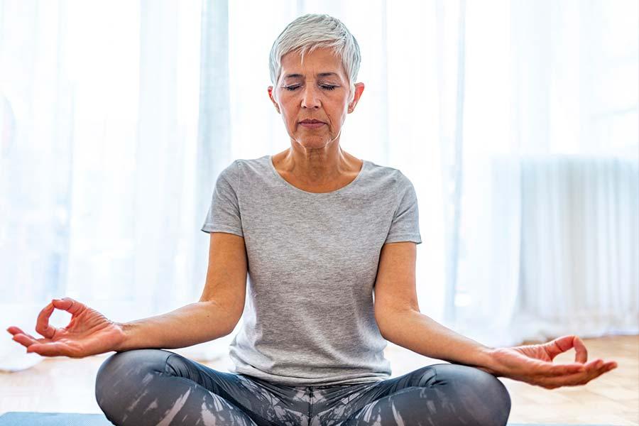 Let's Meditate