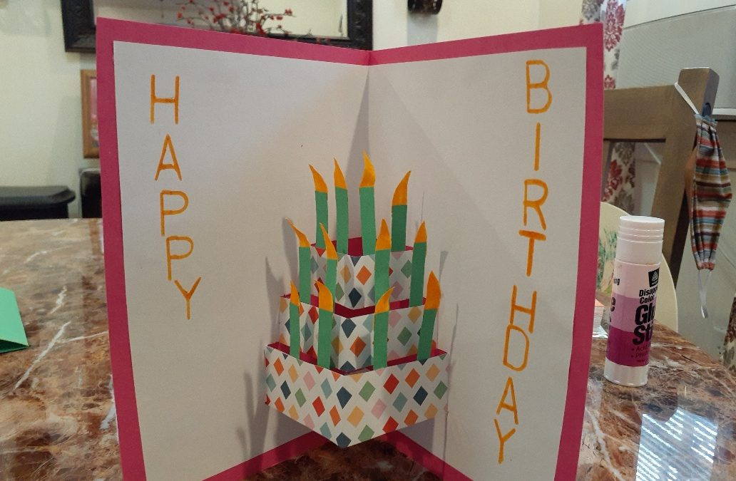 Pop Up Card Craft